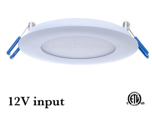 12V LED Ceiling Lights