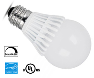 LED Light Bulb for Home 8W