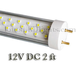 LED Light Tube 12V 2ft