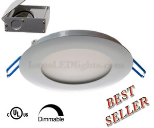 LED Recessed Light Super Thin 4 inch