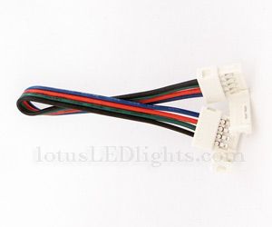 RGB LED Strip Connector