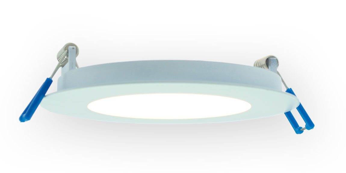 purchase cheap 4d66e 32776 Super Thin Recessed LED Lighting Fixture 4 inch 9W