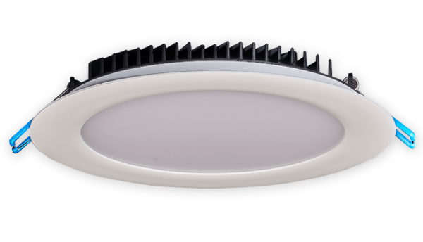 6 inch Super Slim LED Recessed Fixture Wet Location