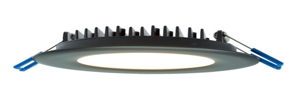 12w Slim Recessed Led Lighting Fixture 4 Quot