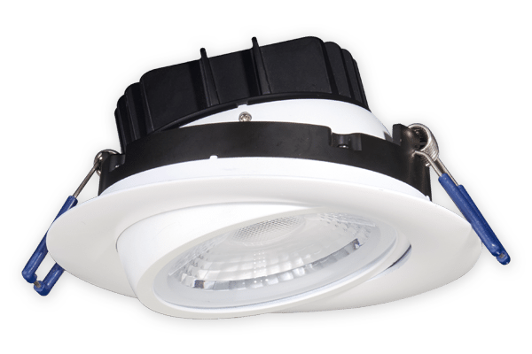 Gimbal recessed lights led gimbal retrofit lighting 4 inch gimbal led recessed lighting ll4g aloadofball Images