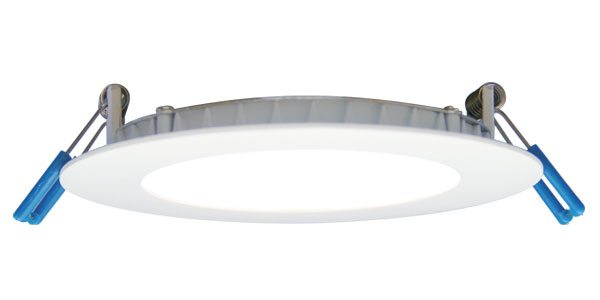 Economy LED Recessed Lighting Fixture 11W 4 inch Super Thin