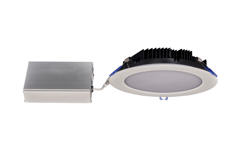 8 round led recessed lighting fixture commercial grade the ultimate commercial grade led lighting fixture installs fast easy aloadofball Choice Image