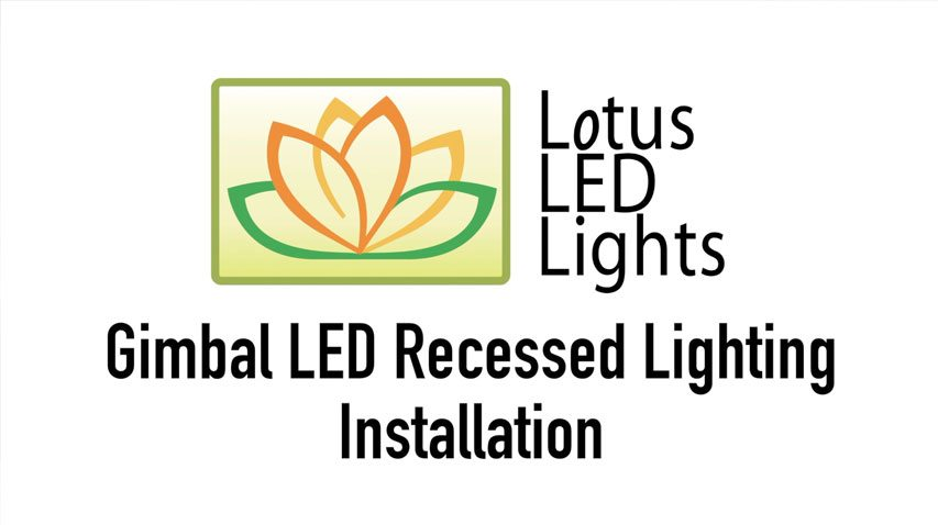 click here to watch Installation of Lotus Regressed Gimbals Models LRG2, LRG3, LRG4 & LRG6 video