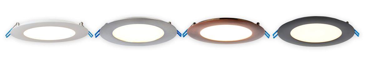 17W Super Thin Recessed Lighting Fixture 6