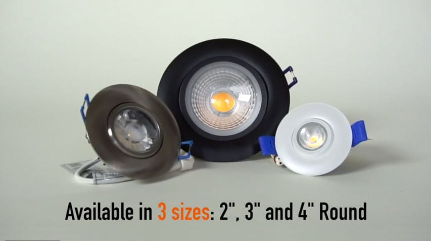 click here to watch this video and discover our Slim Gimbal Recessed LED Lights