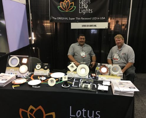 Denver LED Specifiers Summit Exhibitor Lotus LED Lights