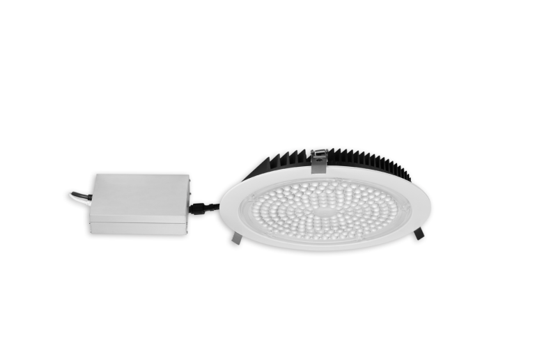 10 Round Led Recessed Lighting Fixture Commercial Grade