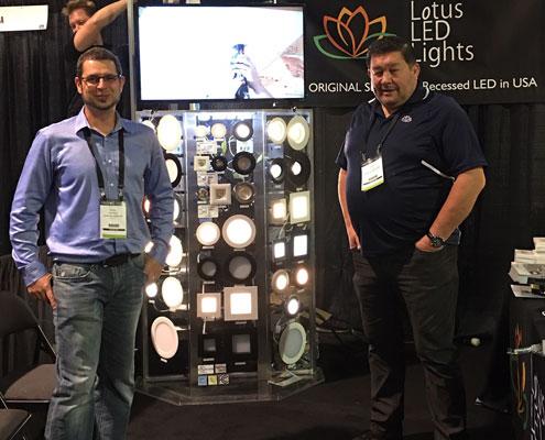 Vegas Lighting show October 2018
