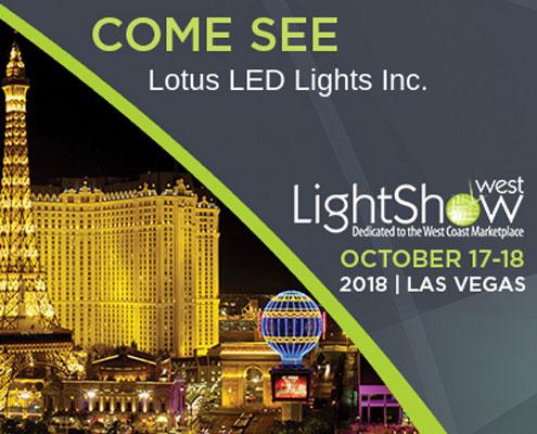 vegas lightshow west exhibitor booth 419