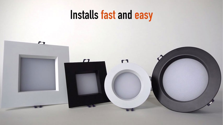 click here to watch this video and discover our Second Gen Regressed LED Lights