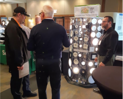 BC Electrical Association Trade Show Victoria, May 2nd