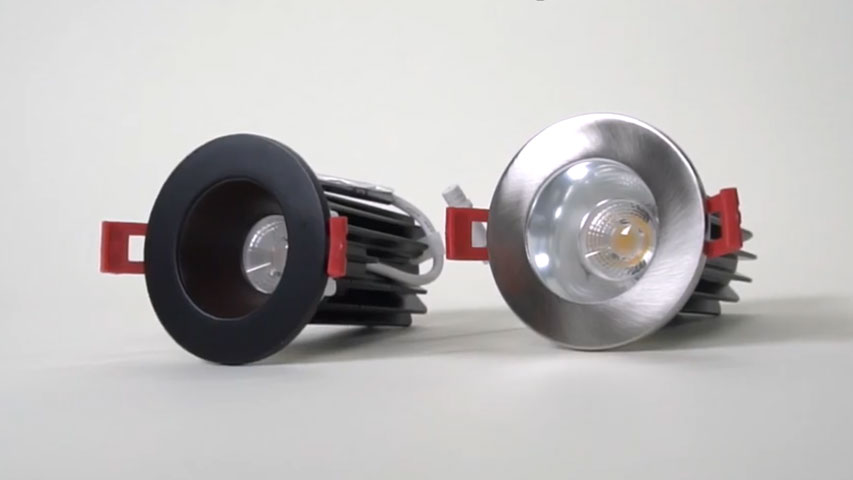 click here to watch this video and discover our High Output Designer Series Regressed LED Lights