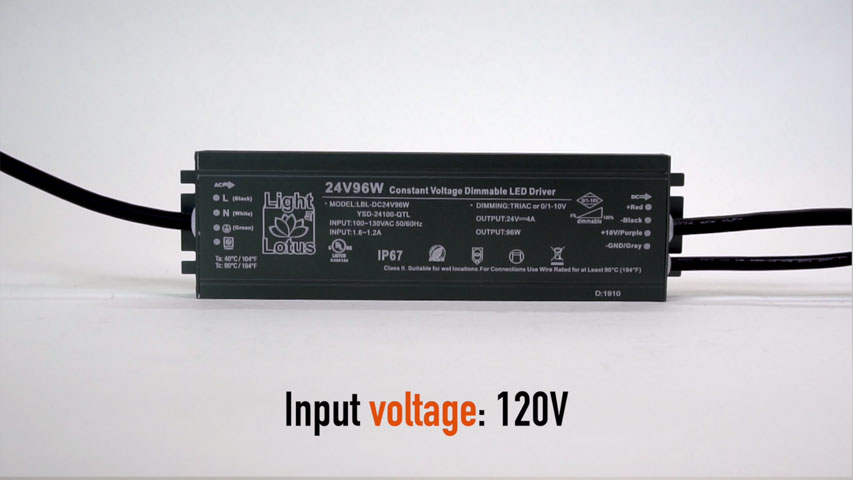 click here to watch this video and discover our 24V Power Supply