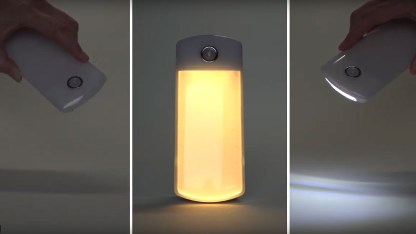 click here to watch this video and discover our 3 in 1 Rechargeable LED Lights