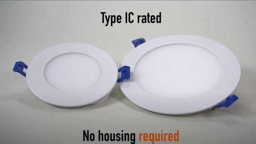click here to watch this video and discover our 4 & 6 Inches Ultra Slim Round Recessed