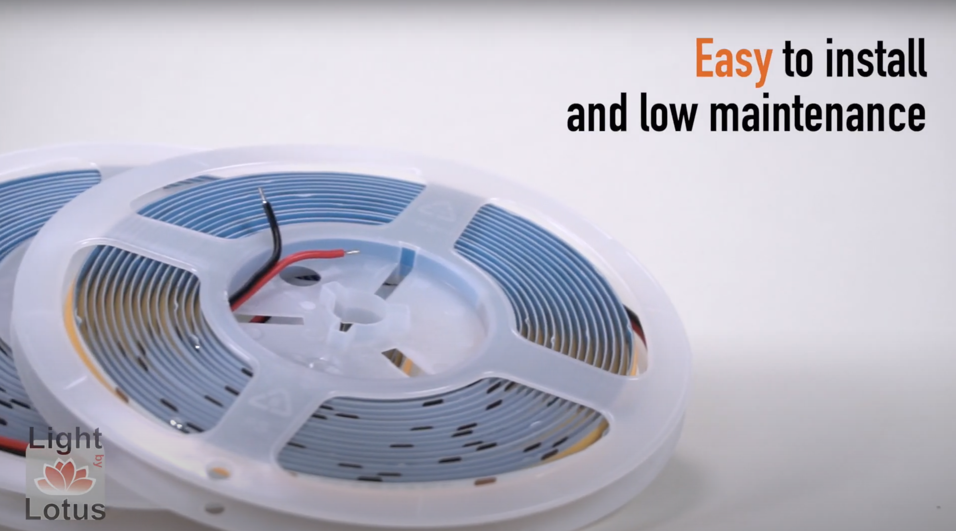 click here to watch this video and discover our COB LED Flexible LED Strip